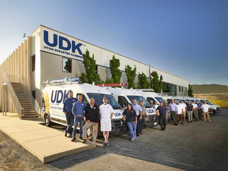 UDK (Utah Disaster Kleenup) - the leaders in disaster cleanup & disaster restoration for the Wasatch Front