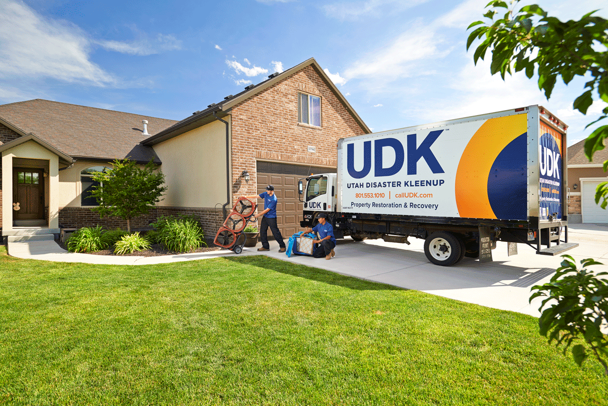 Trust Utah Disaster Kleenup for all your damage restoration needs